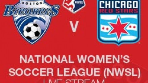 NWSL LIVE STREAM: BOSTON BREAKERS V CHICAGO RED STARS (18 MAY 2014)