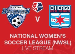 Boston Breakers v Chicago Red Stars 2014 NWSL Live stream