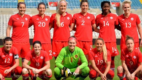 Canada squad for International Women's Football Tournament, Natal 2015