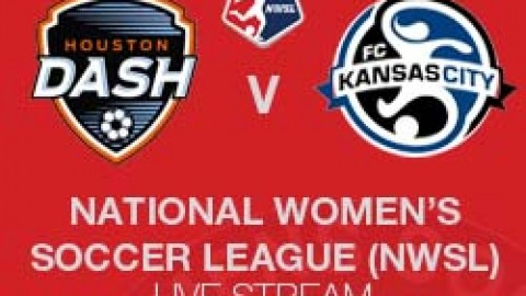 NWSL LIVE STREAM: HOUSTON DASH V FC KANSAS CITY (03 APRIL 2014)
