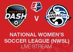 Houston Dash v FC Kansas City 2014 Live broadcast