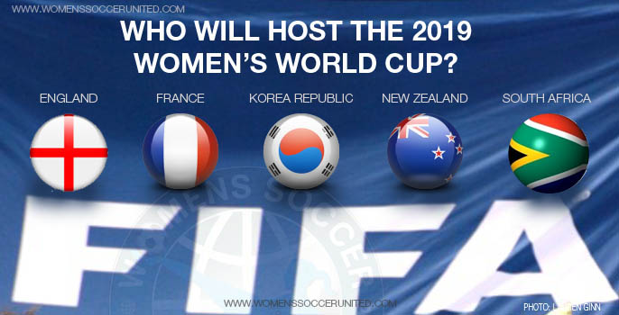 FIFA Women's World Cup 2019 host bidders