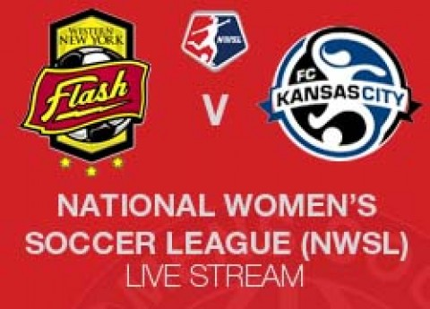 NWSL LIVE STREAM: WNY FLASH V FC KANSAS CITY (07 MAY 2014)