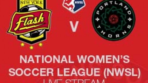 NWSL LIVE STREAM: WNY FLASH V PORTLAND THORNS FC (03 APRIL 2014)