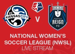 FC Kansas City v Seattle Reign FC 2014 NWSL live stream