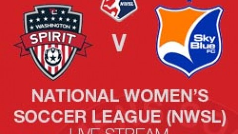 NWSL LIVE STREAM: WASHINGTON SPIRIT FC V SKY BLUE FC (21 MAY 2014)