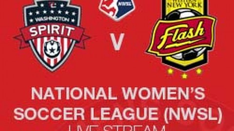 NWSL LIVE STREAM: WASHINGTON SPIRIT V WESTERN NEW YORK FLASH (17 MAY 2014)