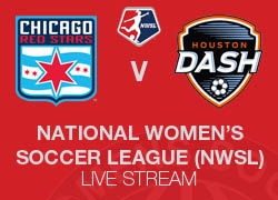 Chicago Red Stars v Houston Dash 2014 NWSL Live broadcast