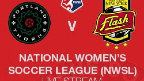 NWSL LIVE STREAM: PORTLAND THORNS FC V WNY FLASH (21 MAY 2014)