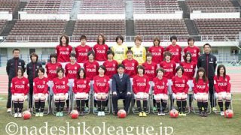 Urawa Reds top of the Japan Nadeshiko League May 2014