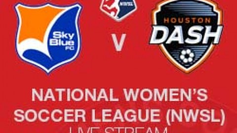 Live: Sky Blue FC vs. Houston Dash – NWSL (18 April 2015)