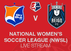Sky Blue FC v Seattle Reign NWSL Live stream