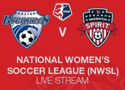 Boston Breakers v Washington Spirit NWSL 2014 Live broadcast