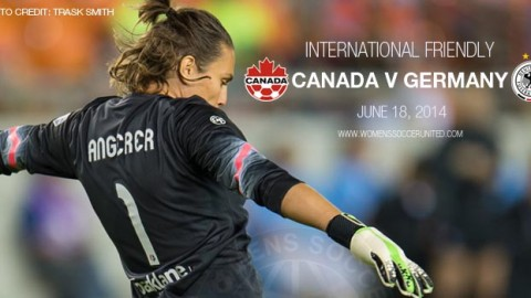 Full-time: Canada 1-2 Germany | International Friendly (18 June 2014)