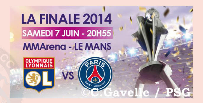 Coupe de France Final 2014! Lyon v PSG