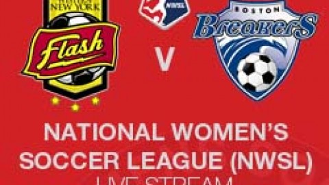 NWSL LIVE STREAM: WNY FLASH V BOSTON BREAKERS (25 JULY 2014)
