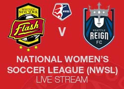 WNY Flash v Seattle Reign FC NWSL Live