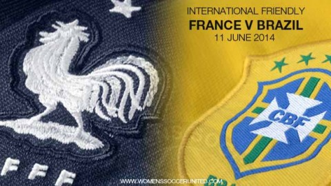 France 0-0 Brazil – International Friendly (11 June 2014)
