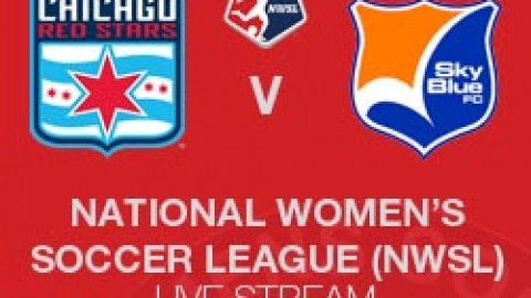 NWSL LIVE STREAM: CHICAGO RED STARS V SKY BLUE FC (15 JUNE 2014)