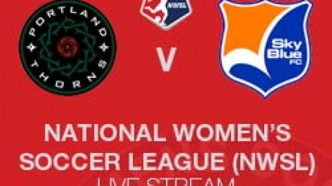 NWSL LIVE STREAM: PORTLAND THORNS V SKY BLUE FC (25 JUNE 2014)