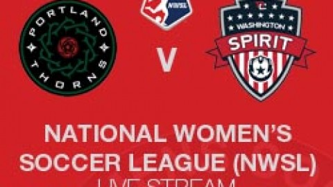 NWSL LIVE STREAM: PORTLAND THORNS FC V WASHINGTON SPIRIT (15 JUNE 2014)