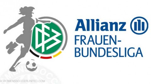 "Allianz Frauen-Bundesliga unveil logo: ""Strong logo for strong league"""