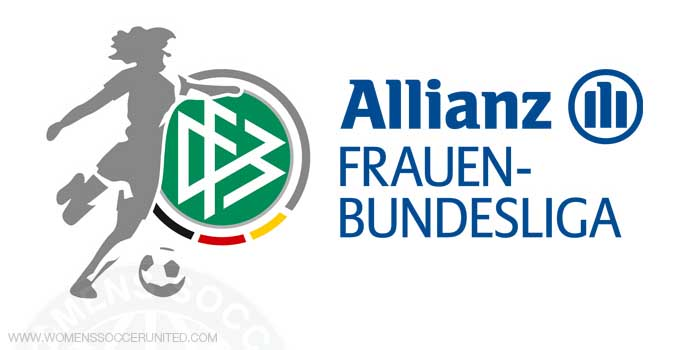 allianz frauen bundesliga unveil logo strong logo for strong league womens soccer united womens soccer united