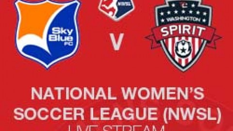 NWSL LIVE STREAM: SKY BLUE FC V WASHINGTON SPIRIT (20 JULY 2014)