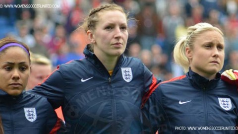 Siobhan Chamberlain joins Notts County on loan from Arsenal Ladies