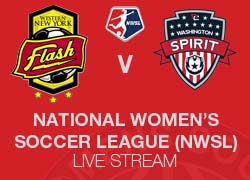 WNY Flash v Washington Spirit