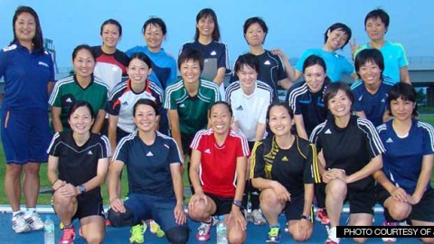 The second Class 1 and Women Class 1 Referee Training were held in Japan