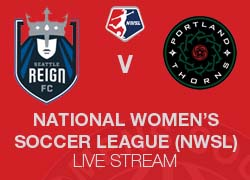 Seattle Reign FC v Portland Thorns NWSL 2014 Live broadcast