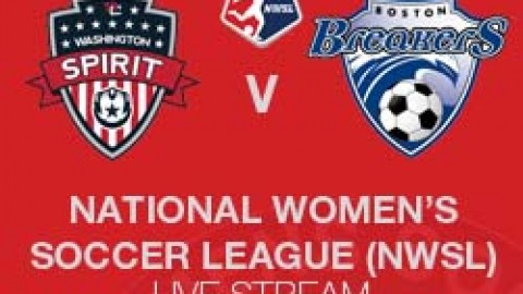 NWSL LIVE STREAM: WASHINGTON SPIRIT V BOSTON BREAKERS (2 JULY 2014)