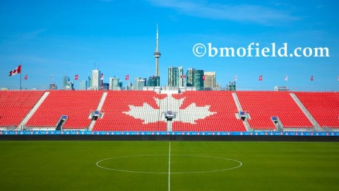 Toronto only Stadium playing on grass FIFA U20 Womens World Cup