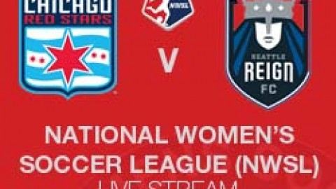 NWSL LIVE STREAM: CHICAGO RED STARS V SEATTLE REIGN (12 JULY 2014)