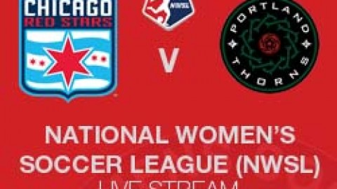 NWSL LIVE STREAM: CHICAGO RED STARS V PORTLAND THORNS (17 JULY 2014)