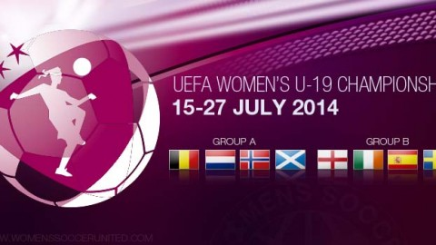 Day One: UEFA European Women's Under-19 Championship Finals 2014