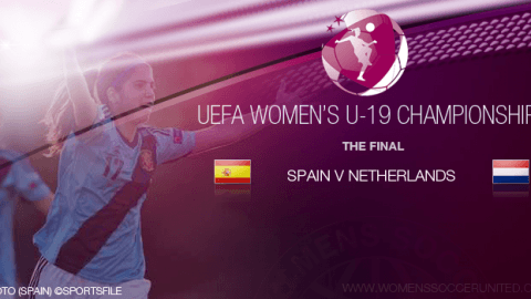 The Final: UEFA European Women's Under-19 Championship Finals 2014