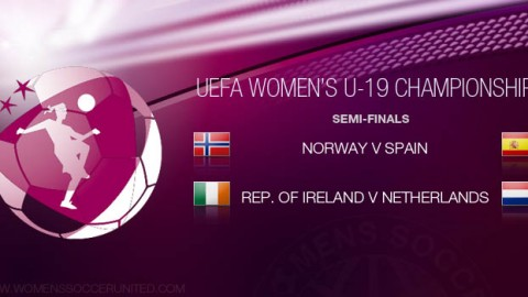 Semi-finals: UEFA European Women's Under-19 Championship Finals 2014