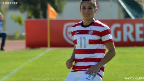 Jill Ellis Names 28 Players to USWNT Training Camp Roster Prior to Matches Against Mexico on Sept. 13 and 18