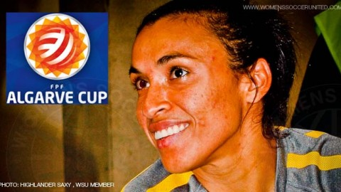 Brazil to participate in the 2015 Algarve Cup?