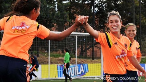 Colombia Women's National Team announce squad for the 2014 Copa América Femenina