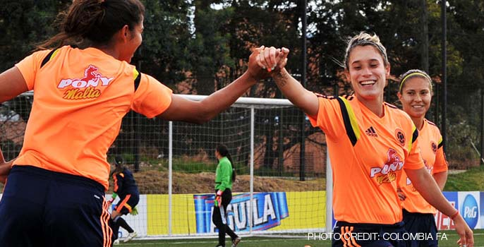 Colombia Women's National Football Team