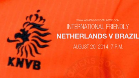 Netherlands v Brazil | International friendly – 20 August 2014