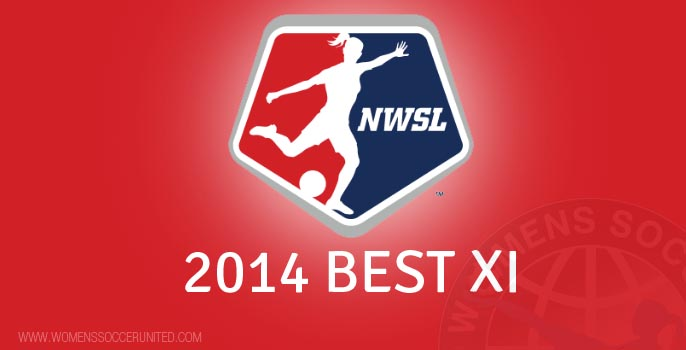 National Women's Soccer League 2014 Best 11
