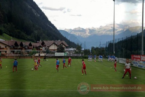 Exploring the different levels of women's soccer development in Norway and Italy