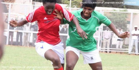 Oserian Ladies triumph in Round 3 of the Kenya Women's Premier League