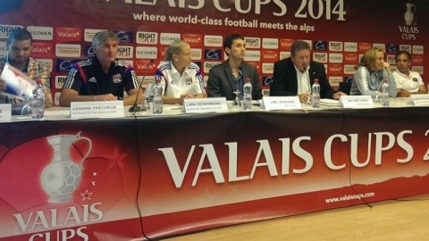 Valais Womens Cup 2014 Match Games Start 7th August 2014