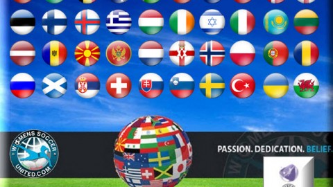UEFA Women's Under-17 Championship starts on 25th September 2014
