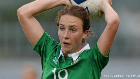 Karen Duggan is already looking forward to the Euro 2017 campaign